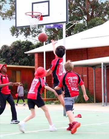 Health & Physical Education at Spearwood Primary School 2