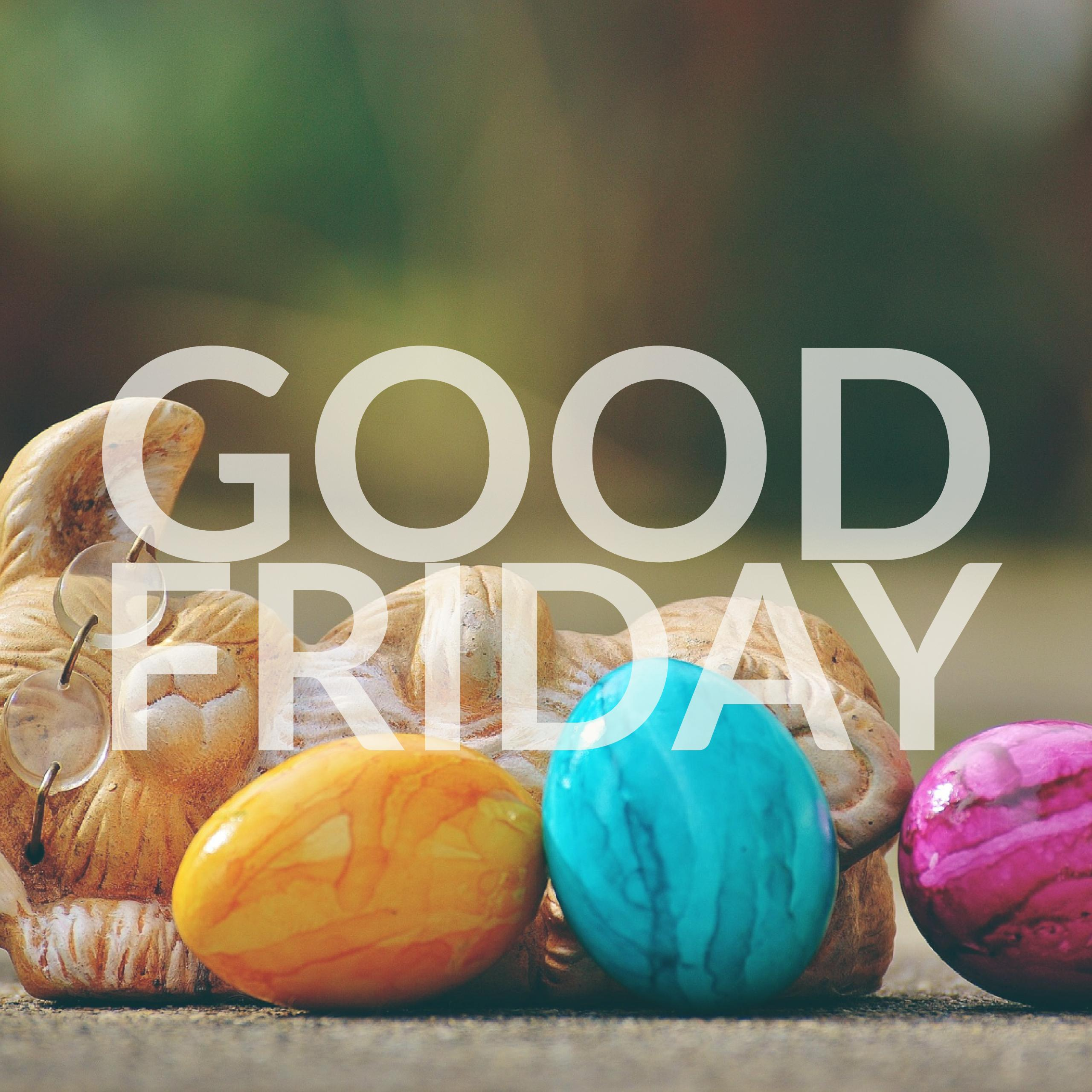 Good Friday Public Holiday