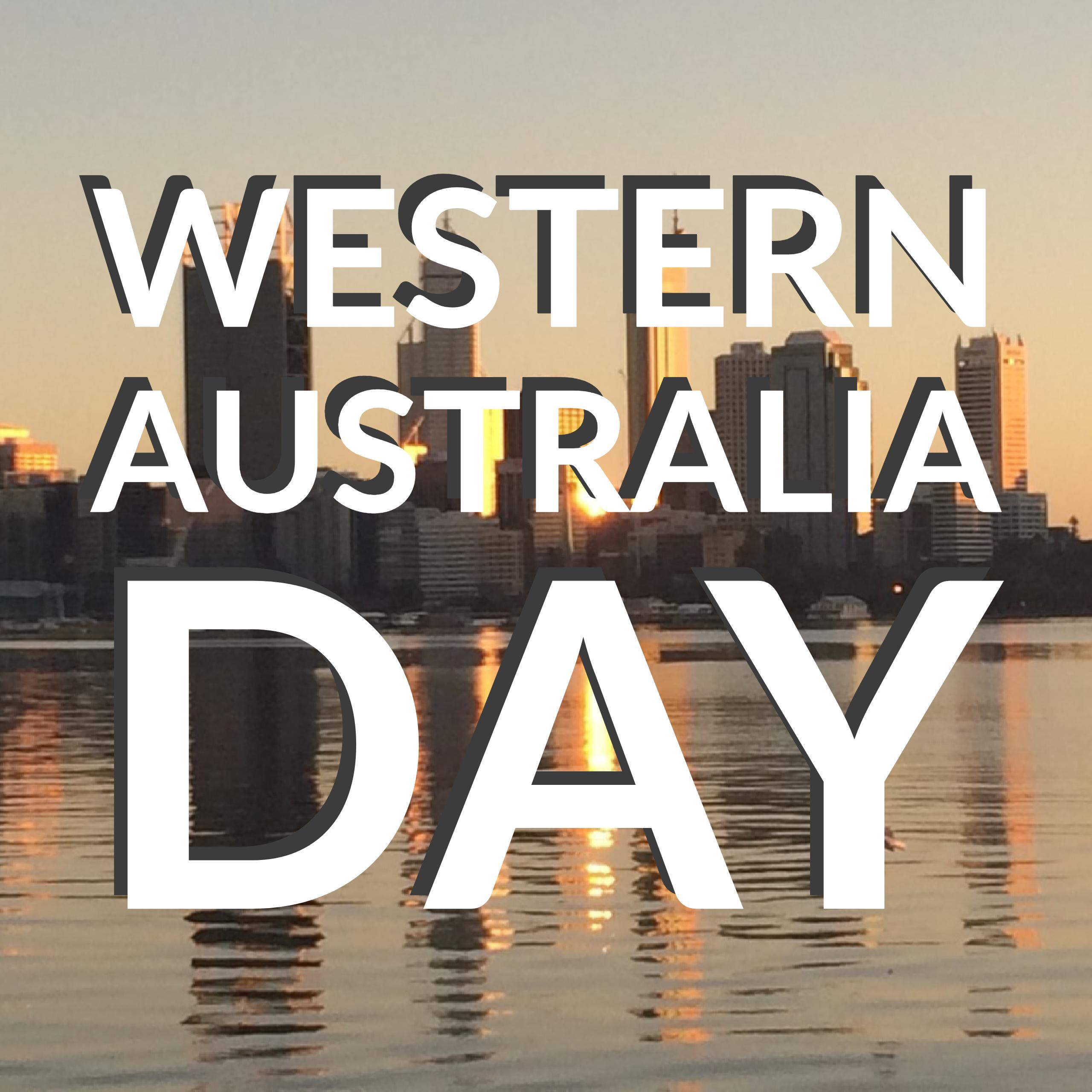 Western Australia Day Public Holiday
