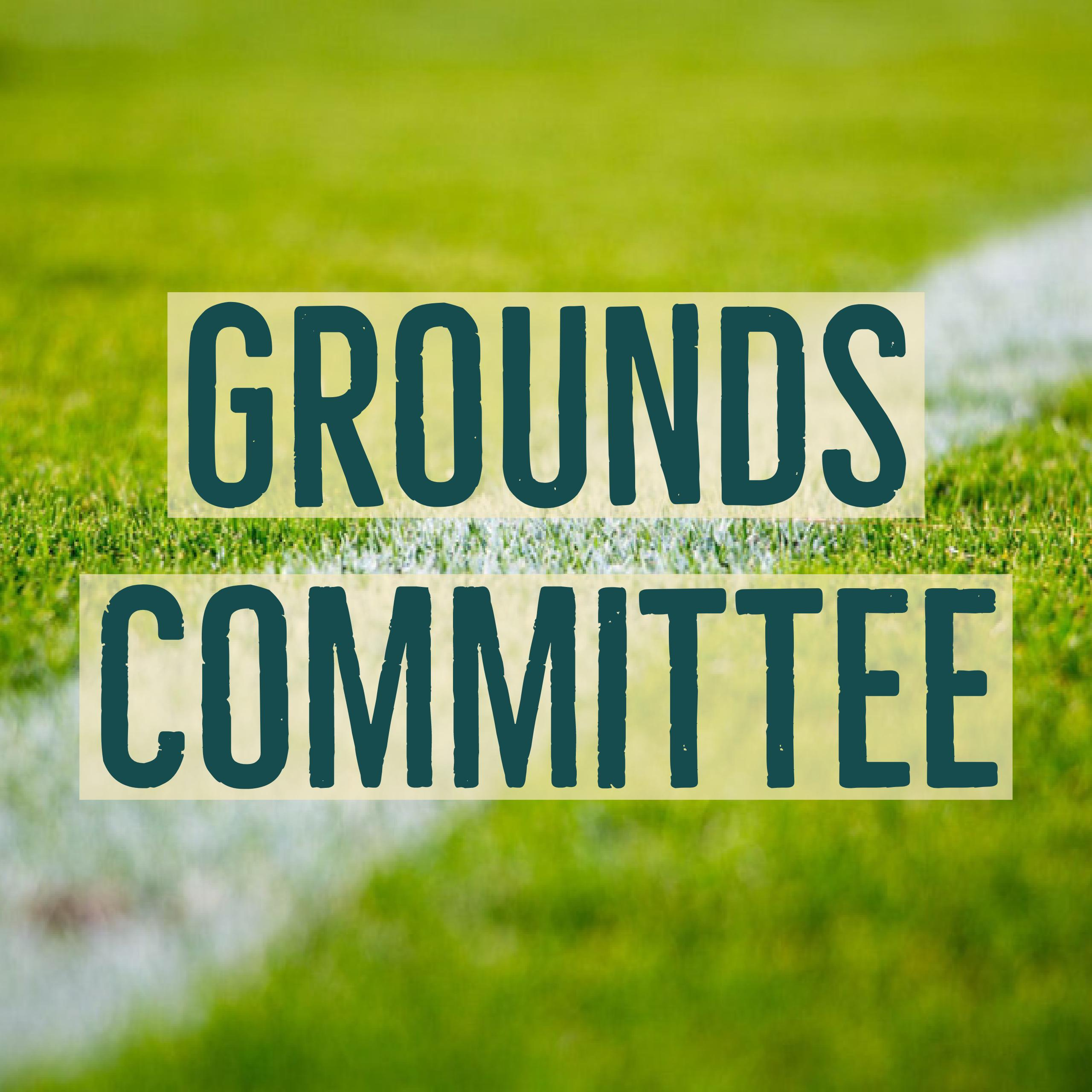 Grounds Committee Meeting