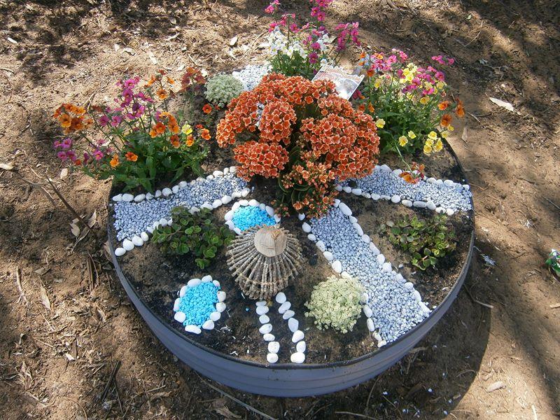Fairy and Vegie Garden