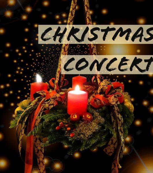 Christmas Concert Lineup