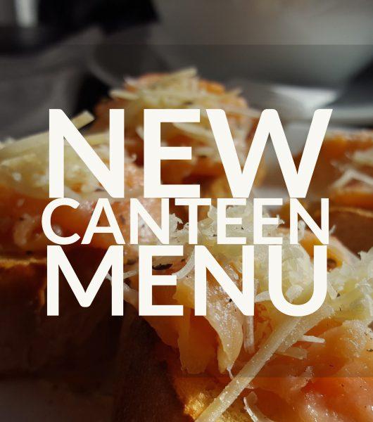 Term 1 2018 Canteen Menu