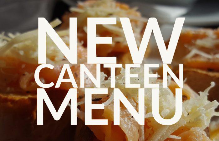 Term 1 2019 Canteen Menu