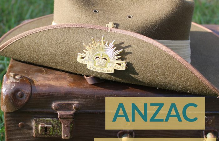 ANZAC Invitation