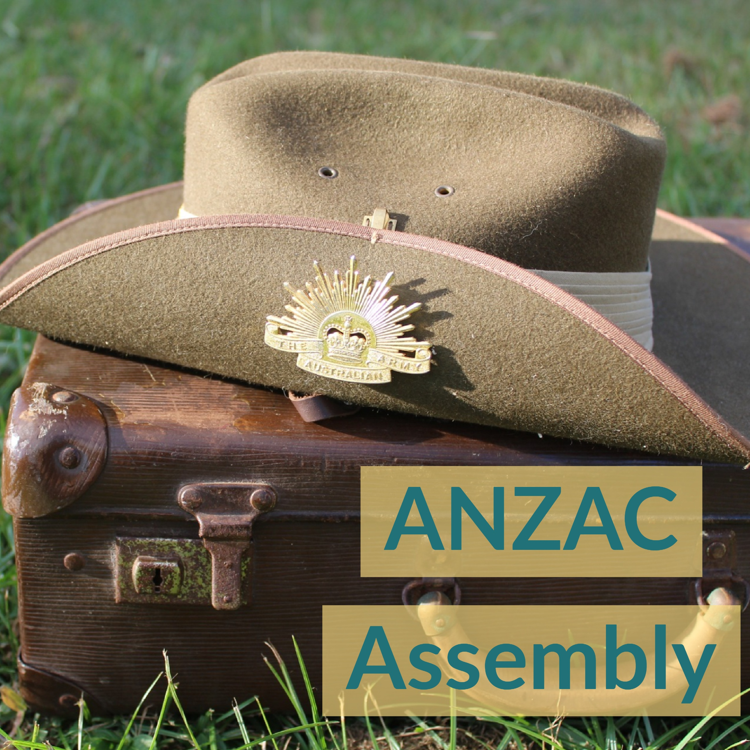 ANZAC Assembly