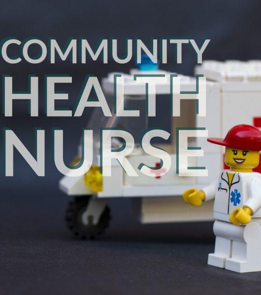 From the Community Health Nurse