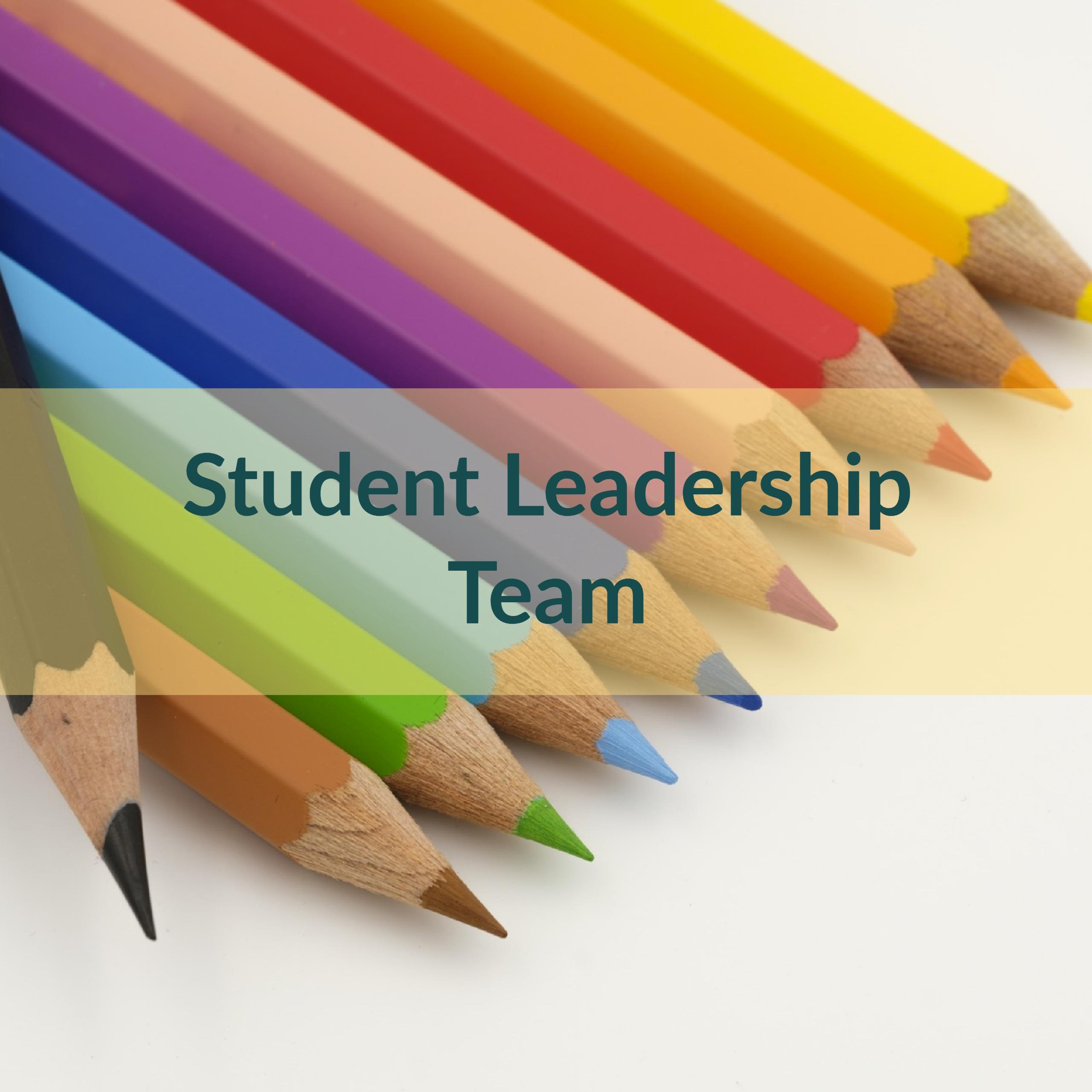 Student Leadership Team for 2018