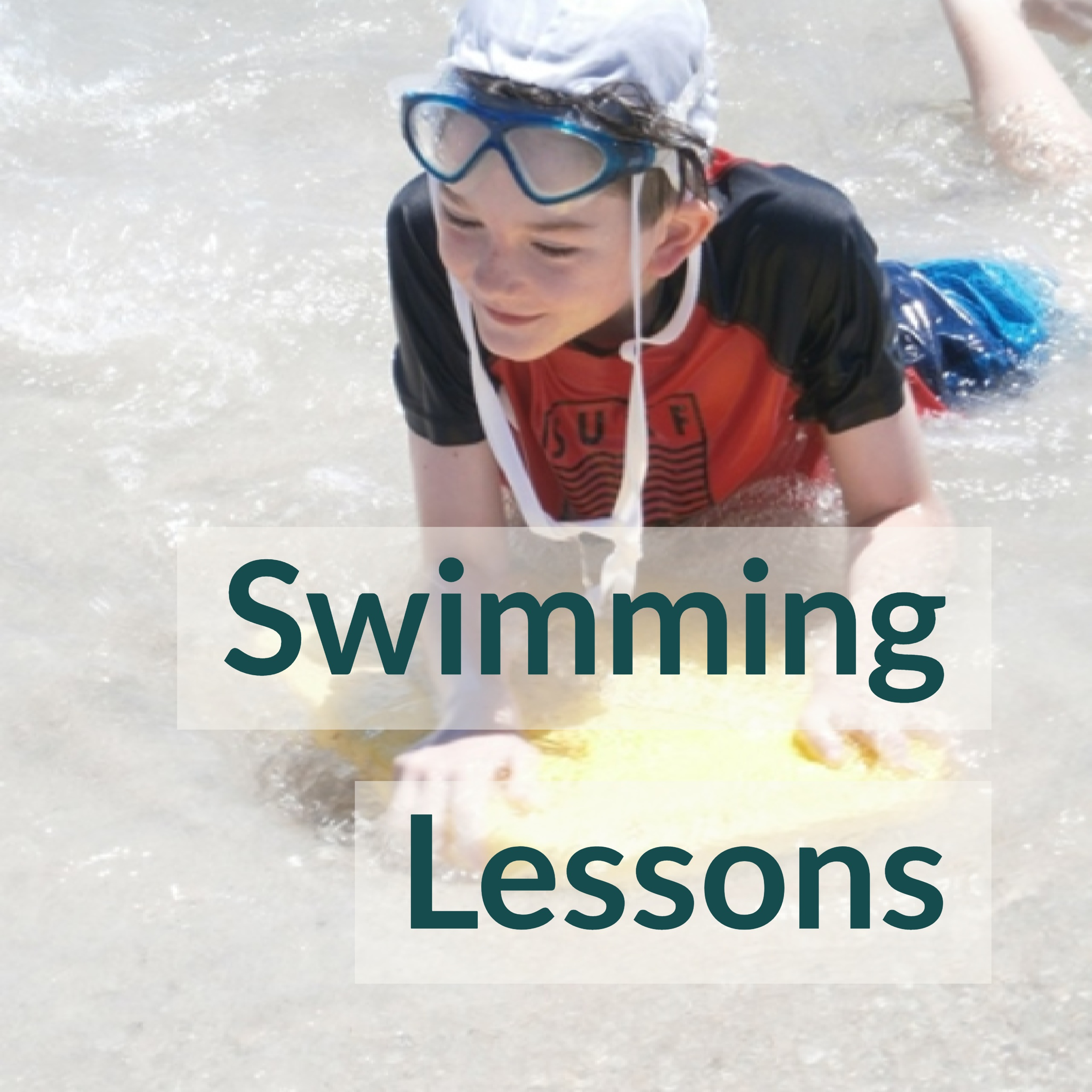 Swimming Lessons – Year 5/6