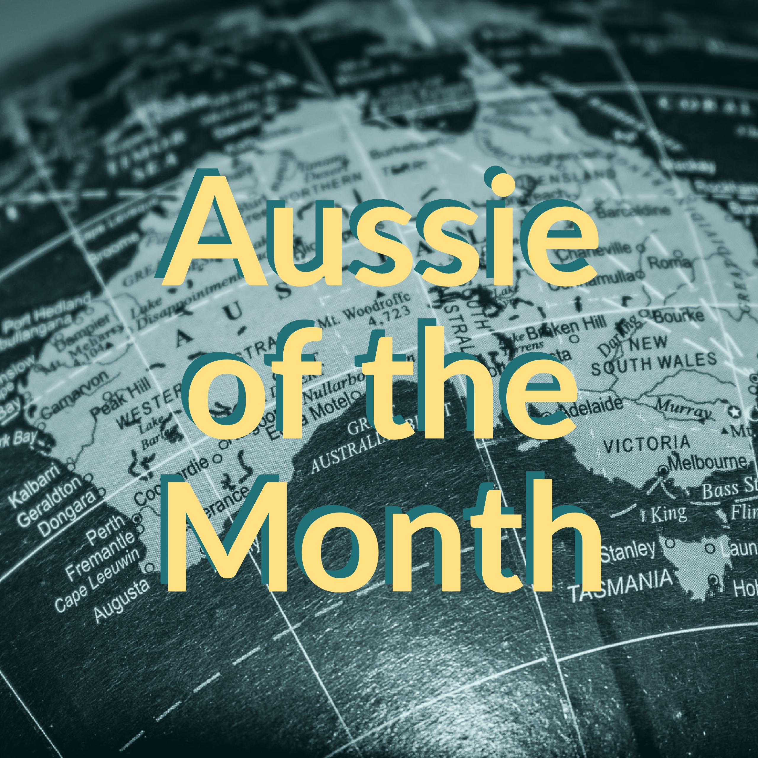 Aussie of the Month