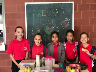 Spearwood Primary School's Breakfast Club