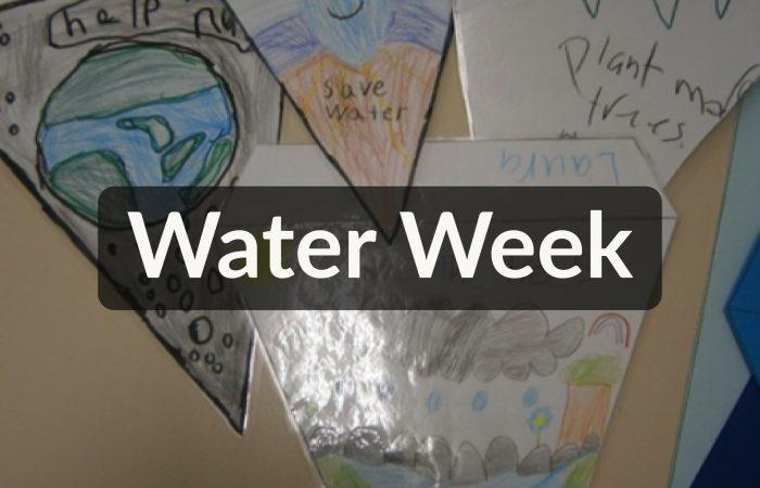 Water Week – Room 8