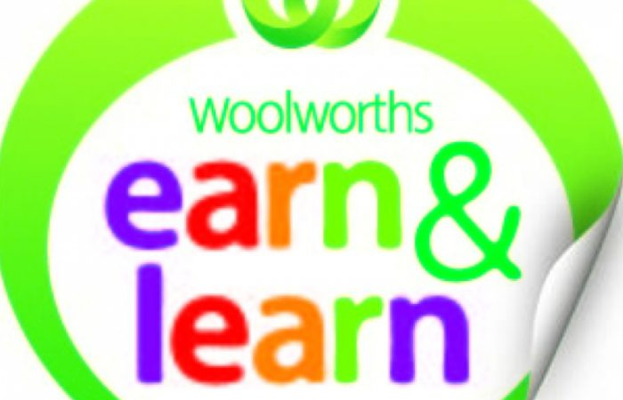 Woolworths Earn and Learn Rewards