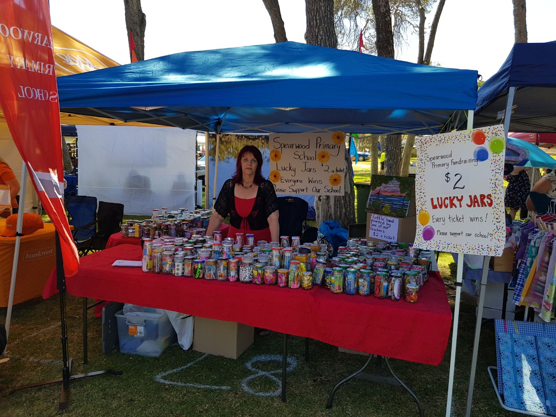 Spring Fair Fundraising
