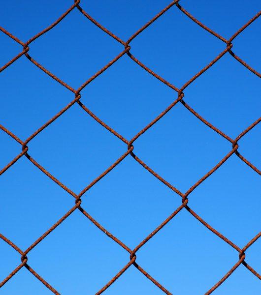 Security Perimeter Fencing