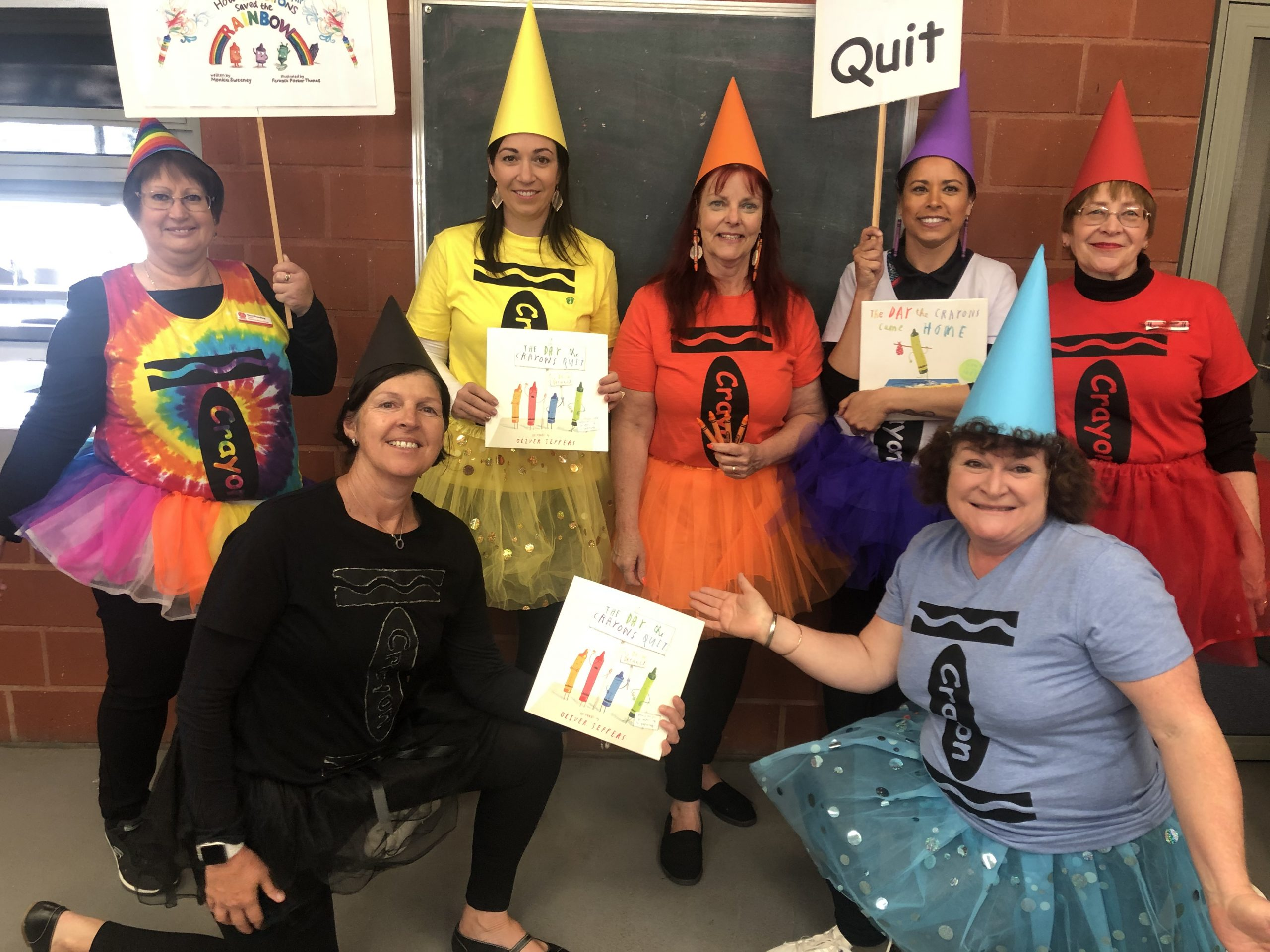 Book Character Parade 2020