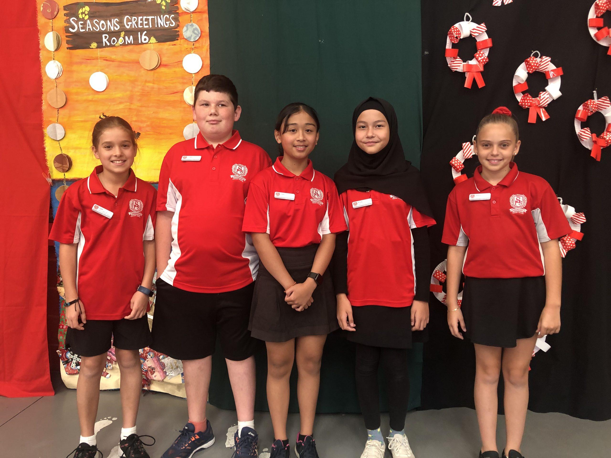 2021 School Leaders