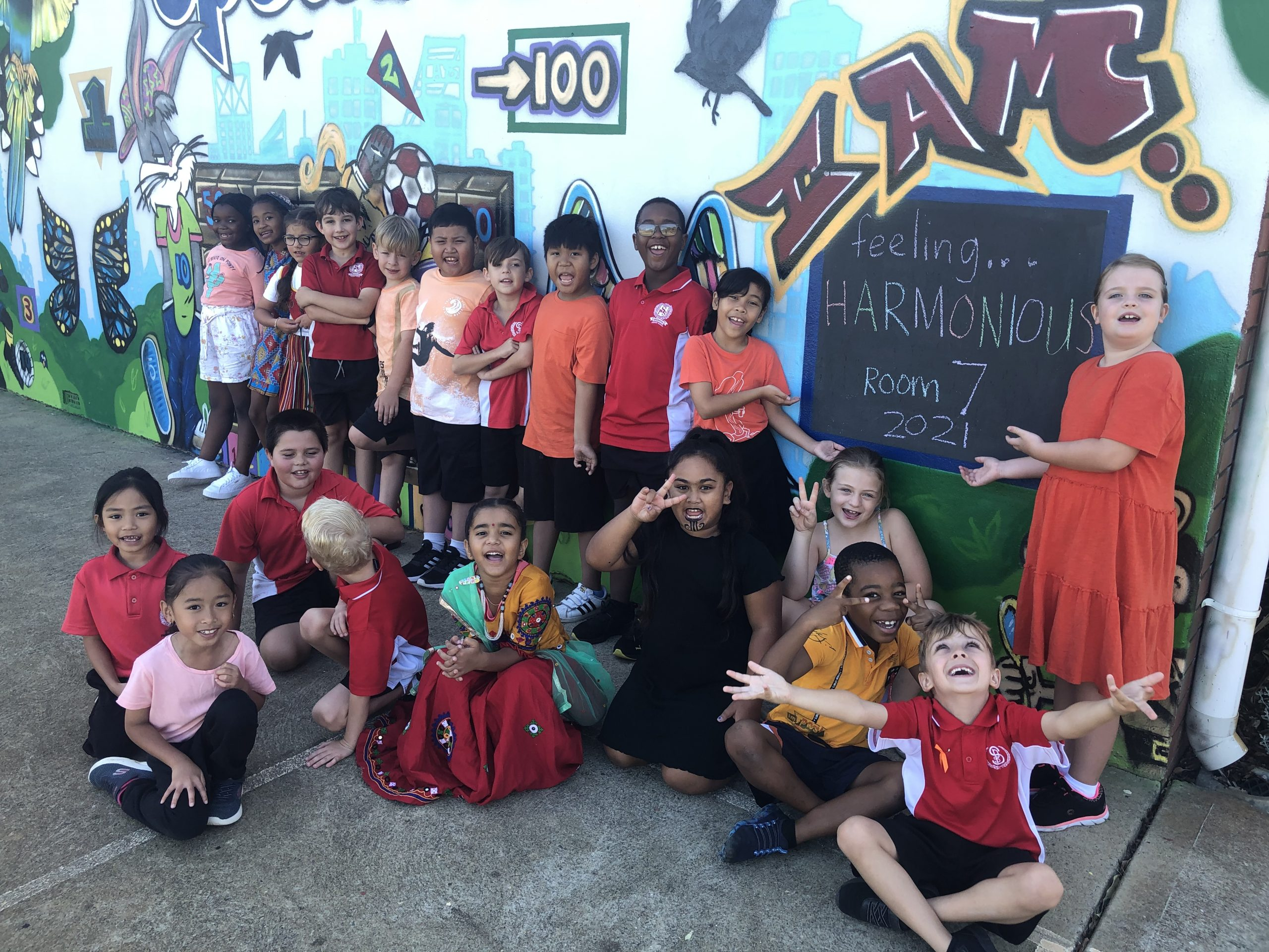 Harmony Day Fathering Project Breakfast