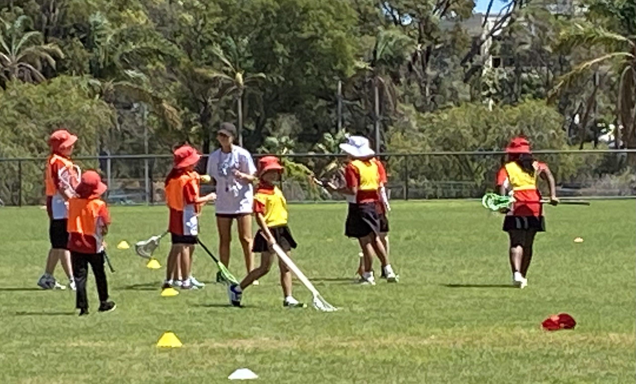 Sporting Schools Lacrosse Clinics