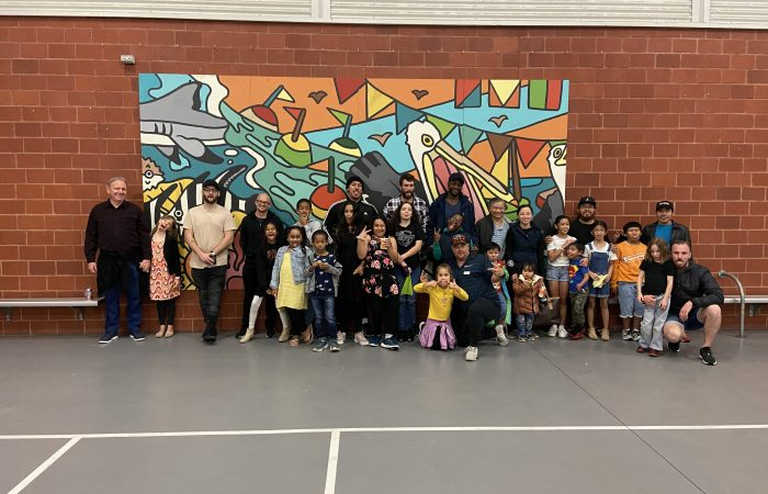 Pizza and Paper Planes - Spearwood Dad's (Fathering Project)